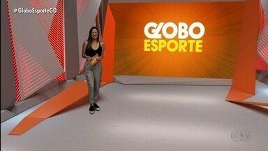 Globo Esporte GO - 17/08/2020 - Íntegra - Confira a íntegra do programa Globo Esporte GO - 17/08/2020.