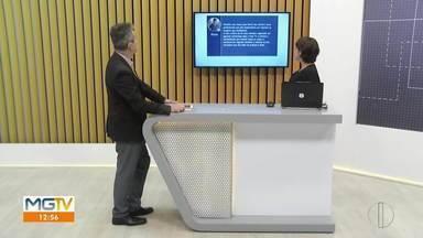 Confira as mensagens dos telespectadores (Parte 3) - Público participa do MG1.