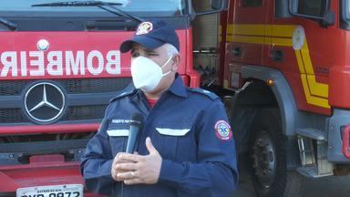Número de queimadas aumenta no Acre e bombeiros alertam sobre os perigos - Número de queimadas aumenta no Acre e bombeiros alertam sobre os perigos