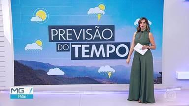 Meteorologia prevê fim de semana quente em Belo Horizonte - As temperaturas continuam subindo e há alerta de baixa umidade do ar.