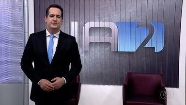 Veja os destaques do Jornal Anhanguera 2ª Edição de segunda-feira (17) - Entre os principais assuntos está a atualização do estado de saúde do cantor Cauan, que faz dupla com Cleber, e está internado com coronavírus, em Goiânia.