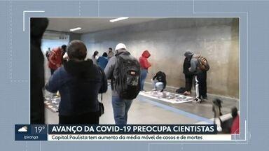 Transporte coletivo é um dos maiores desafios no período de pandemia - O estado já tem mais de 700 mil pessoas infectadas pela doença.
