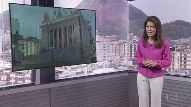 RJ1 - Íntegra 18/08/2020 - O telejornal, apresentado por Mariana Gross, exibe as principais notícias do Rio, com prestação de serviço e previsão do tempo.