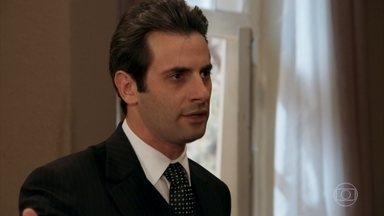 Araújo teme ser preso caso testemunhe contra Sandra - Anastácia dá um ultimato no advogado