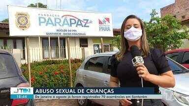 Deaca registra 70 casos de estupro de vulnerável de janeiro a julho de 2020, em Santarém - Muitos casos ocorrem dentro do ambiente familiar e na maioria das vezes, segundo a polícia, não são denunciados.
