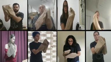 Cursos online são oferecidos pelo Conservatório de Tatuí - Cursos online de artes cênicas, teoria musical e instrumentos são oferecidos pelo Conservatório de Tatuí (SP).