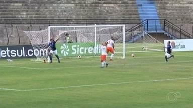São Bento derrota Atibaia no Campeonato Paulista - Dia de estreia na série A2 do Campeonato Paulista marca vitória para o azulão contra o Atibaia.