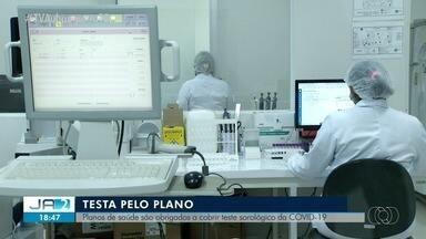 Planos de saúde são obrigados a cobrir testes sorológicos para Covid-19 - Planos de saúde são obrigados a cobrir testes sorológicos para Covid-19