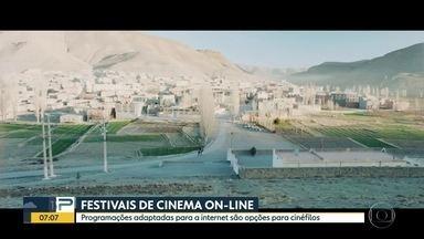 Festivais de cinema on-line - Programações adaptadas para a internet são opções para cinéfilos.