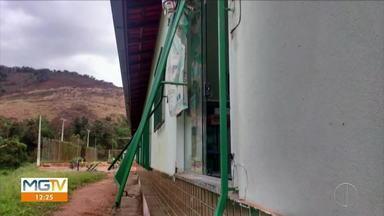 Unidade Básica de Saúde é invadida em Caratinga - Polícia Militar registrou o boletim de ocorrência.