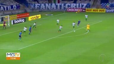 Confira o quadro do esporte desta sexta-feira (21) - Cruzeiro perdeu a primeira partida na segundona.