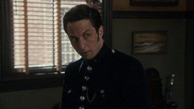 Os Arrependimentos do Dr. Osler - Uma onda de assassinatos que parecem suicídios leva a equipe neste episódio de Mistérios do Detetive Murdoch a suspeitar da existência de um serial killer que ataca os idosos.