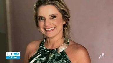 Advogado Aldemir Pessoa Junior vai responder por feminicídio pela morte da empresária Jami - Saiba mais no g1.com.br/ce