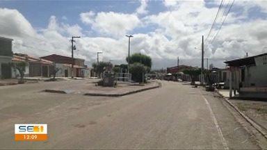 Sergipe registra mais um tremor de terra - Sergipe registra mais um tremor de terra.
