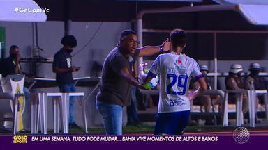 No Espaço de uma semana, Bahia passa por várias controvérsias; confira - Entenda as polêmicas protagonizadas pelo tricolor baiano.