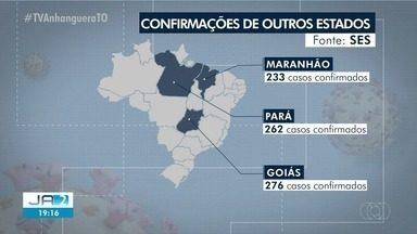 Casos de pacientes de outros estados são diagnosticados no Tocantins - Casos de pacientes de outros estados são diagnosticados no Tocantins