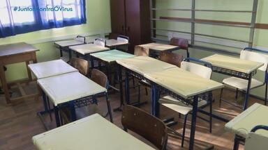 Municípios da Campanha do RS cancelam as aulas presenciais deste ano - Decisão das prefeituras incluem as redes pública e privada.