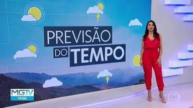 Veja como fica o tempo na Região Metropolitana de BH - A quinta-feira terá céu nublado em parte do dia, na capital e nas cidades da Grande BH.