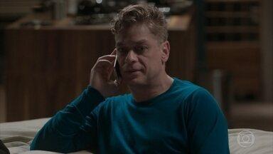 Arthur pergunta a Eliza se Rafael está se insinuando para ela - Jojô aconselha Arthur a confiar em Eliza