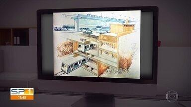 Exposição virtual mostra projetos arquitetônicos do Metrô - Passageiros podem conferir os projetos no site da companhia
