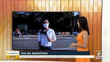 Dia de Programação especial marca a celebração do Dia da Amazônia no Amapá - Dia de Programação especial marca a celebração do Dia da Amazônia no Amapá.