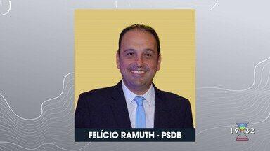 PSDB oficializa candidatura de Felício Ramuth à Prefeitura de São José dos Campos - Atual prefeito tentará a reeleição