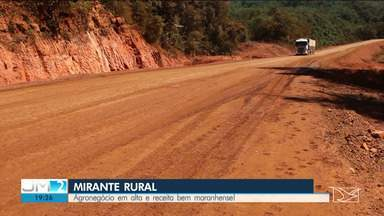 Veja os destaques do Mirante Rural - A repórter Jéssica Melo tem mais informações.