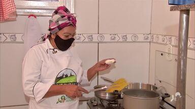 Aprenda a fazer um filé a parmegiana - Saiba mais em: g1.com.br