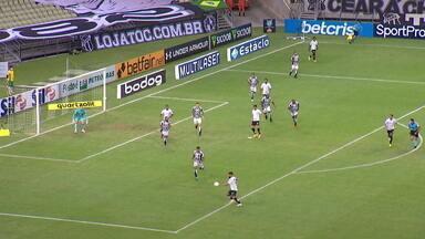 Santos vence Ceará com gol de Felipe Jonatan - Santos vence Ceará com gol de Felipe Jonatan