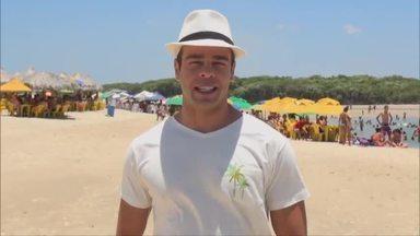 Explore a Sabiaguaba com Tep Rodrigues - O apresentador mostra o que há de melhor na Sabiaguaba.
