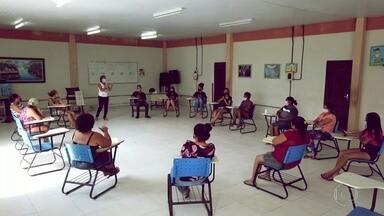 Instituição tem como objetivo garantir direitos de crianças e adolescentes em Belém - Há 35 anos, o Criança Esperança tem a missão de transformar a vida de milhares de famílias no Brasil - e apoiou mais de 6 mil projetos sociais. Como essa iniciativa, em Belém.