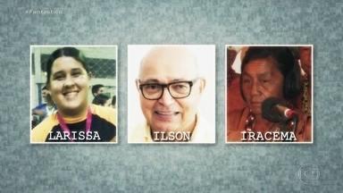 Patricia Pillar, Giovana Antonelli e Emílio Dantas homenageiam mortos pela Covid - Elenco de estrelas da Globo faz uma homenagem contando as histórias de quem perdeu a vida na pandemia.