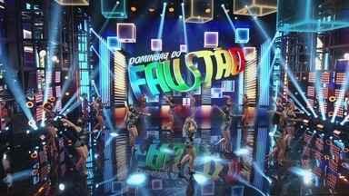 Programa de 13/09/2020 - Duplas do 'Dança dos Famosos' são formadas no palco do 'Domingão do Faustão'