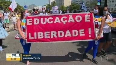Justiça do trabalho libera escolas particulares - Apesar da decisão judicial, Prefeitura do Rio diz que medida não vale no município. E isso tem deixado muita gente confusa.