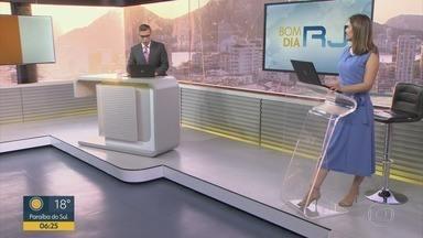 Bom Dia Rio - Edição de segunda-feira, 14/09/2020 - As primeiras notícias do Rio de Janeiro, apresentadas por Flávio Fachel, com prestação de serviço, boletins de trânsito e previsão do tempo.