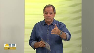 Veja as informações sobre o esporte no ES e no Brasil - O comentarista Paulo Sérgio traz as informações.