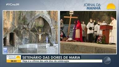 Eventos religiosos de Candeias e Bom Jesus da Lapa são transmitidos pela internet - Saiba mais sobre as celebrações católicas que acontecem na Bahia.