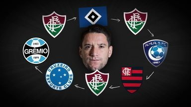 Atlético-MG assina com Thiago Neves, mas desiste após revolta da torcida - Atlético-MG assina com Thiago Neves, mas desiste após revolta da torcida