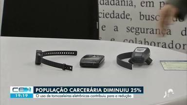 População carcerária diminui 25% no Ceará - Saiba mais no g1.com.br/ce
