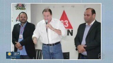 PMN oficializa candidatos em convenção em Campo Grande - PMN oficializa candidatos em convenção em Campo Grande