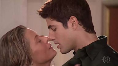 Edu e Helena tem primeira noite de amor - undefined