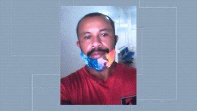 Corpo de coveiro encontrado à beira de lago é enterrado em Santa Inês - A polícia segue as investigações.