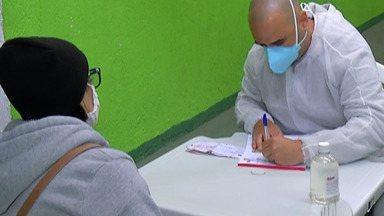 Ferraz de Vasconcelos recebe parte dos resultados dos testes de Covid-19 - No mês passado, foi realizado uma testagem em massa da população, e a cidade já tem uma noção do número de pessoas que foram infectadas e as que ainda não tiveram contato com o vírus.