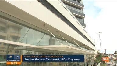 Detran muda sede em Florianópolis e moradores devem buscar atendimento em Coqueiros - Detran muda sede em Florianópolis e moradores devem buscar atendimento em Coqueiros
