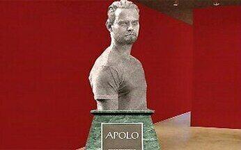 Batizamos os personagens com nomes de deuses gregos! - O Video Show pega carona no Eros, de Três Irmãs, para transformar outras figuras.