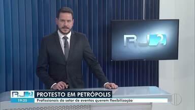 Veja a íntegra do RJ2 desta sexta-feira, 25/09/2020 - Apresentado por Alexandre Kapiche, o telejornal traz as principais notícias das cidades do interior do Rio.
