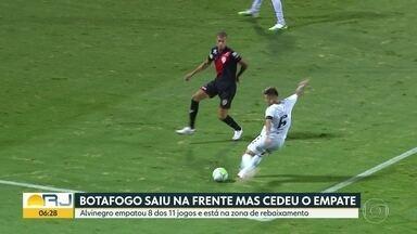 Confira as notícias do esporte - Fim de semana foi de empate no Brasileirão. Flu ainda enfrenta o Coritiba.