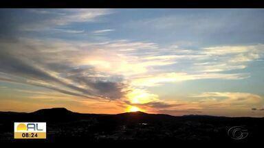 Veja as fotos do amanhecer enviadas pelos telespectadores - Imagens foram enviadas pelo WhatsApp: 99403-0740.