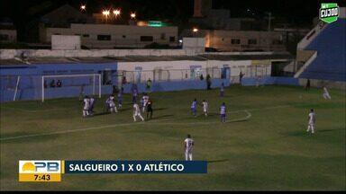 Salgueiro 1 x 0 Atlético-PB, pela rodada #2 da Série D - Carcará vence o Trovão Azul no Cornélio de Barros, pelo Grupo 3
