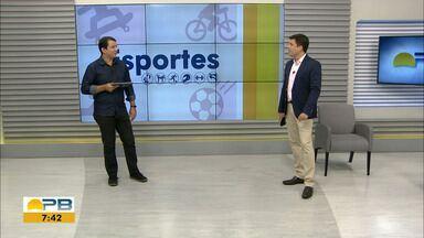 Kako Marques traz as notícias do esporte no Bom Dia Paraíba desta segunda-feira (28.09.20) - Fique bem informado, torcedor paraibano